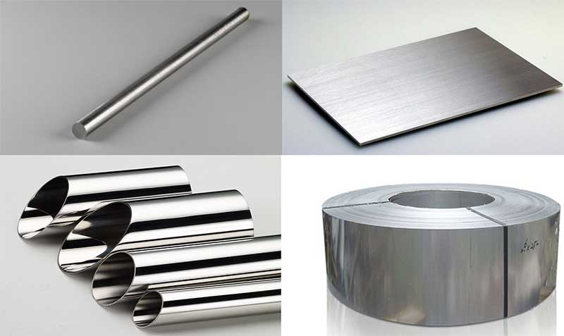304/304l Stainless Steel Plate Tube Bar Coil