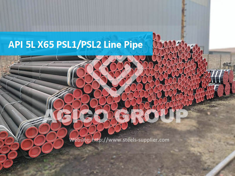 API 5L X65 Seamless and Welded Line pipe Specification