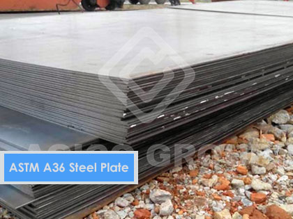 ASTM A36 Carbon Structural Steel Plate Specification