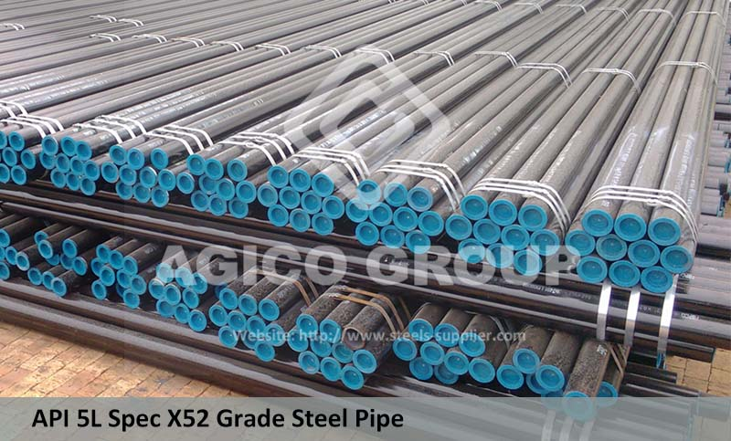 API 5L X52 Specification of Seamless and Welded Pipe