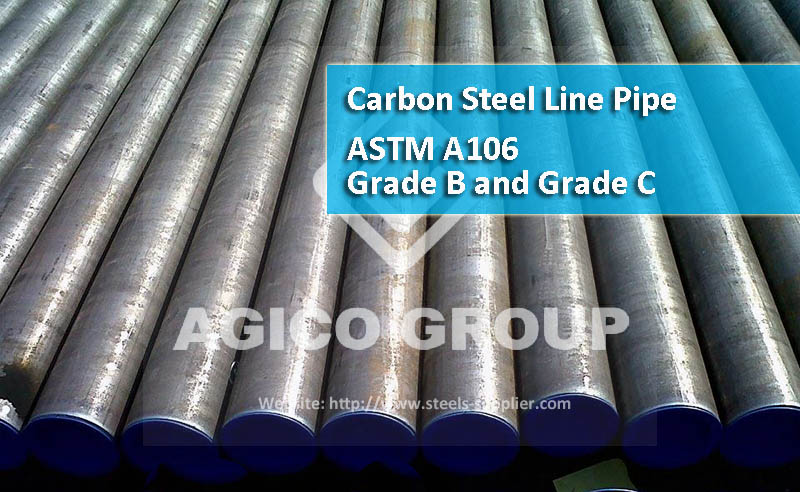 Carbon Steel Line Pipe ASTM A106