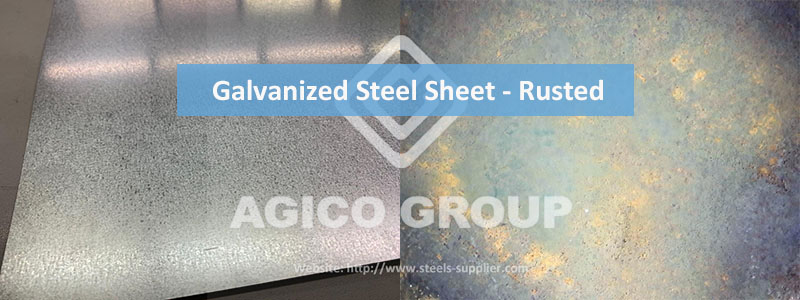 How To Remove Rust On Galvanized Steel Sheet
