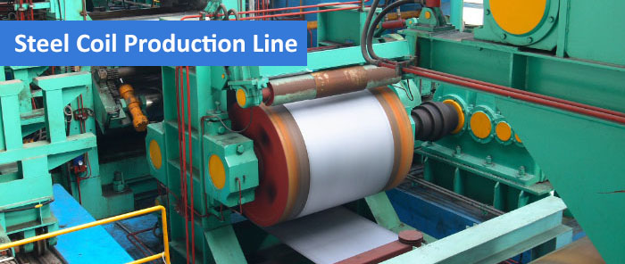 Gas Cylinder Steel Coil Production Line