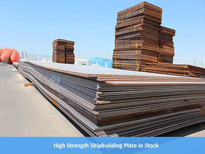 ABS High Strength Steel Plates AH DH EH FH