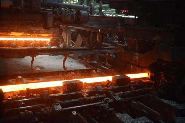 Hot Rolled Seamless Steel Tube Production
