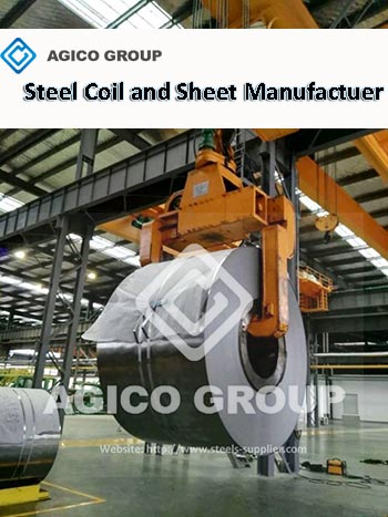 Steel Coil and Sheet Manufacture