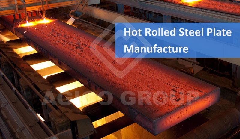 Hot Rolled Steel Heavy Plate Manufacture