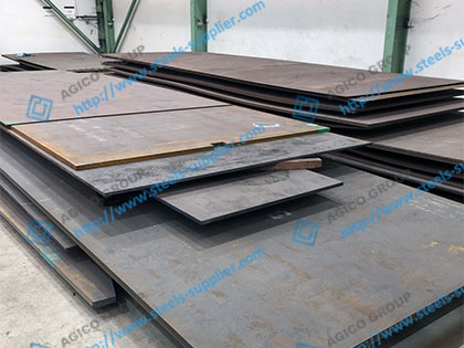 Shipbuilding Steel Plate with Various Thickness