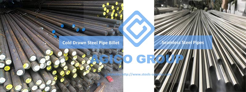 Tube Billet for Seamless Cold Drawn Steel Pipe