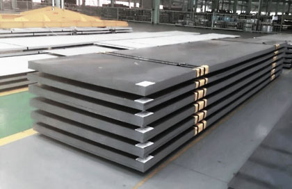 ASTM A283 Steel Plate