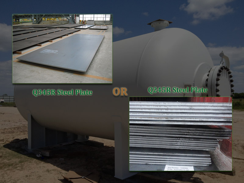 Q235R or Q345R - Which One to Choose for Boiler