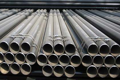 Cold Drawn Din 17175 Steel Pipe