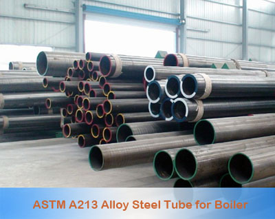 ASTM A213 Seamless Pipe