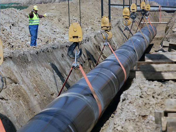 Gas Pipeline Project in Pakistan