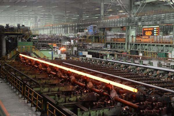 Hot Rolled Steel Pipe Cooling