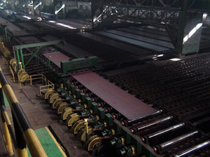 Steel Plate Production Line
